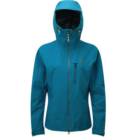 Sherpa Lithang Jacket Damen blue tara